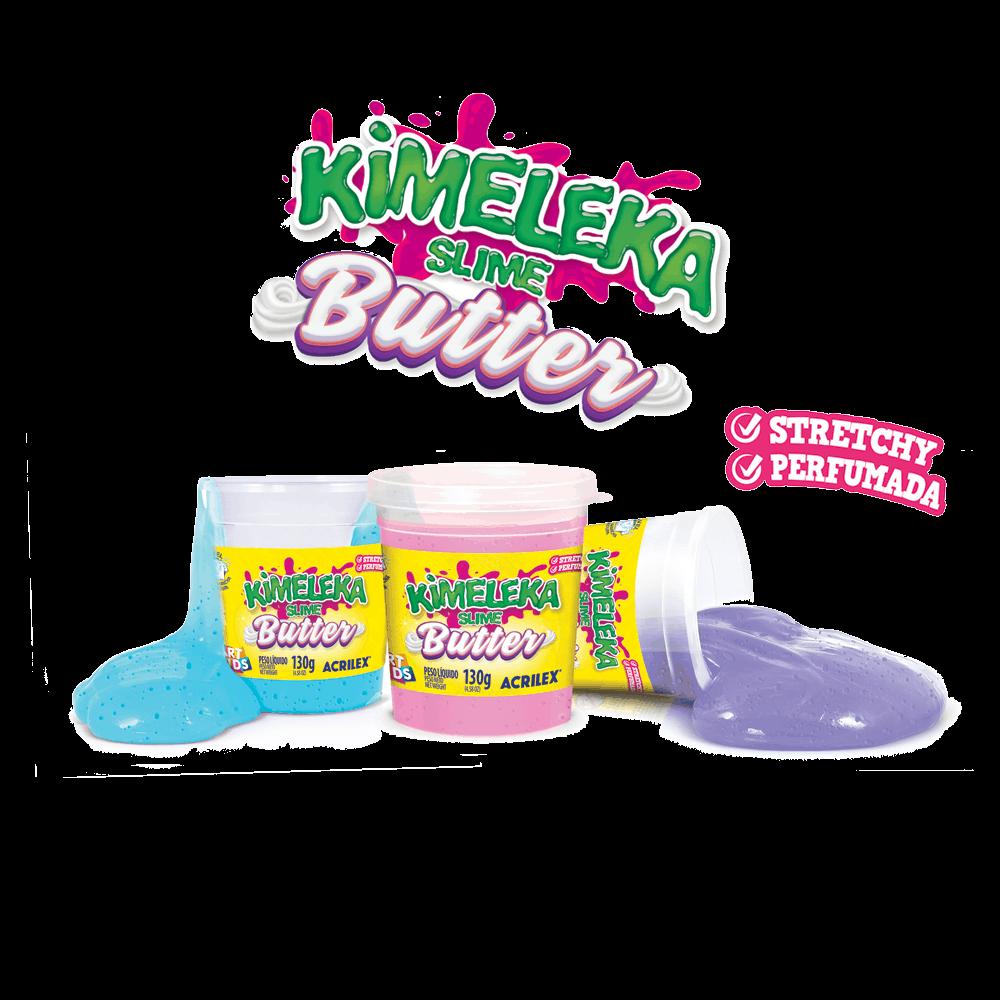 KIMELEKA ART KIDS ACRILEX 130G BUTTER CORES