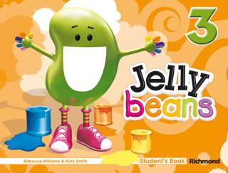JELLY BEANS 3 EDUCAÇÃO INFANTIL MODERNA