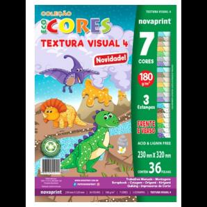COLEÇÃO ECO CORES NOVAPRINT TEXTURA VISUAL 4