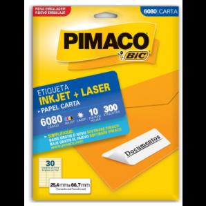 ETIQUETA PIMACO 6080