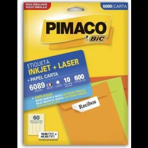 ETIQUETA PIMACO 6089