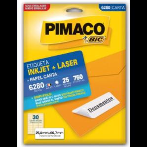 ETIQUETA PIMACO 6280