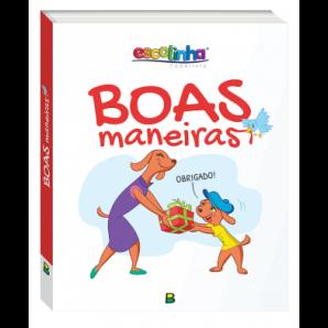 ESCOLINHA TODOLIVRO BOAS MANEIRAS