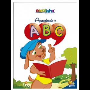 ESCOLINHA TODOLIVRO APRENDENDO O ABC