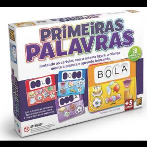 JOGO GROW PRIMEIRAS PALAVRAS