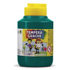 TINTA GUACHE 250ML ACRILEX 511 VERDE BANDEIRA