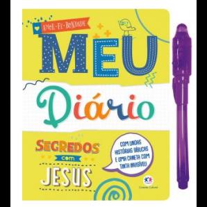 MEU DIÁRIO - SEGREDOS COM JESUS CIRANDA CULTURAL
