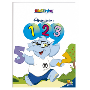 ESCOLINHA TODOLIVRO APRENDENDO O 123
