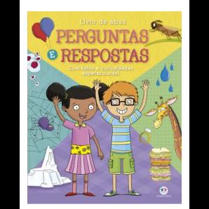 LIVRO DE ABAS - PERGUNTAS E RESPOSTAS CIRANDA CULTURAL