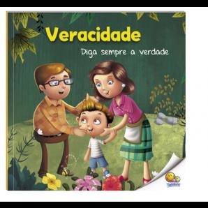 PRIMEIROS PASSOS - APRENDENDO VALORES: VERACIDADE TODOLIVRO