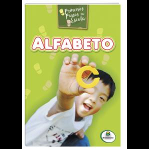 PRIMEIROS PASSOS NA ESCOLA: ALFABETO TODOLIVRO