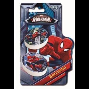 BORRACHA SPIDER-MAN MOLIN COM 2 UNIDADES