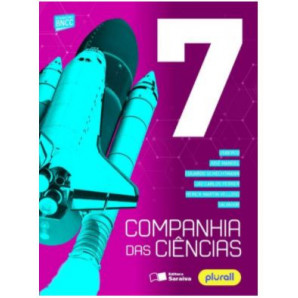 COMPANHIA DAS CIENCIAS 7  ANO-SARAIVA