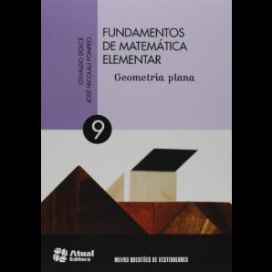 FUNDAMENTOS DE MATEMÁTICA ELEMENTAR - VOLUME 9