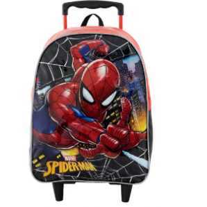 BOLSA XERYUS COM RODA SPIDER-MAN