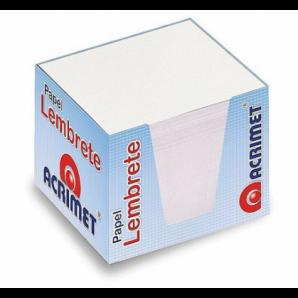 BLOCO PAPEL LEMBRETE ACRIMET COM 750 FOLHAS