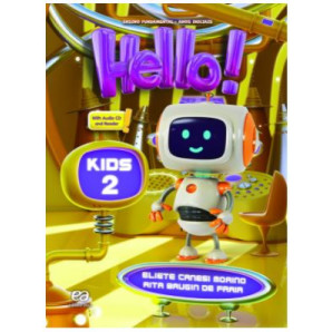 HELLO KIDS 2 ANO-ATICA