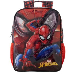 MOCHILA XERYUS SPIDER-MAN