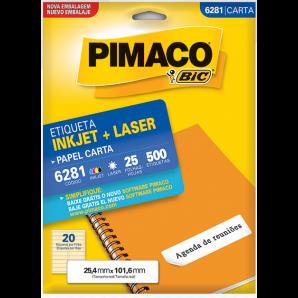 ETIQUETA PIMACO 6281