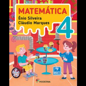 MATEMÁTICA 4 - 5 ª EDIÇÃO