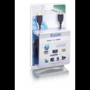 CABO HDMI ELGIN COM 5 METROS