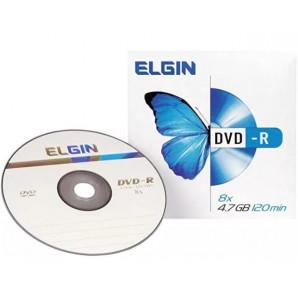 DVD - R GRAVAVEL ELGIN ENVELOPE 4.7GB