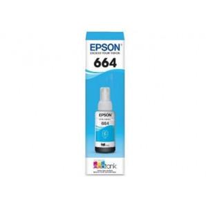REFIL DE TINTA EPSON 664 CIAN