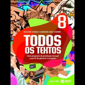TODOS OS TEXTOS 8º ANO