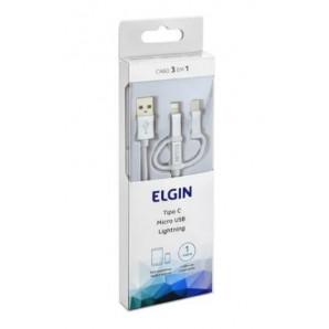 CABO ELGIN 3 EM 1