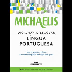 DICIONÁRIO MICHAELIS PORTUGUÊS MELHORAMENTOS