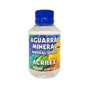AGUARRÁS MINERAL 100ML ACRILEX
