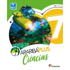 ARARIBÁ PLUS CIÊNCIAS 7° ANO EDIÇÃO 5 MODERNA