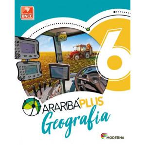 ARARIBÁ PLUS GEOGRAFIA 6° ANO EDIÇÃO 5 MODERNA