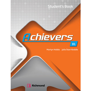 ACHIEVERS B1 STUDENTS BOOK-MODERNA