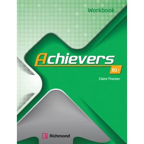 ACHIEVERS B1 + WORKBOOK-MODERNA ( VERDE )