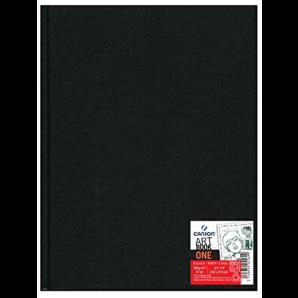 CADERNETA ARTBOOK ONE CANSON A4 98 FOLHAS
