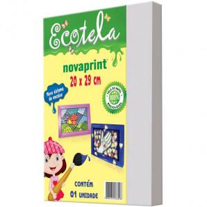 TELA ARTÍSTICA PARA PINTURA ECOTELA NOVAPRINT 20X29