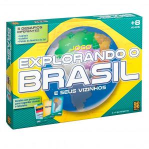 JOGO GROW EXPLORANDO O BRASIL E SEUS VIZINHOS