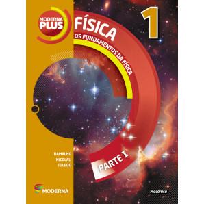 MODERNA PLUS FIS 1 ED11-ENSINO MEDIO