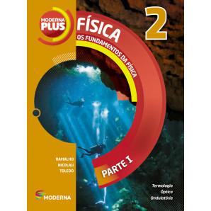 MODERNA PLUS FIS 2 ED11-ENSINO MEDIO