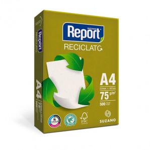 PAPEL REPORT RECICLATO