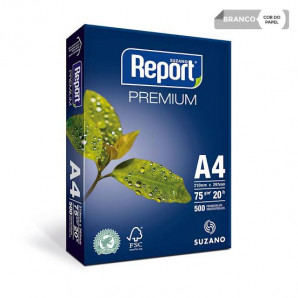 PAPEL REPORT PREMIUM BRANCO 75G