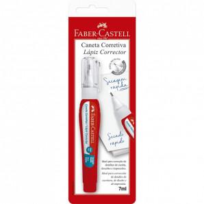 CANETA CORRETIVA FABER CASTELL 7ML