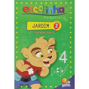 ESCOLINHA TODOLIVRO JARDIM VOLUME 2