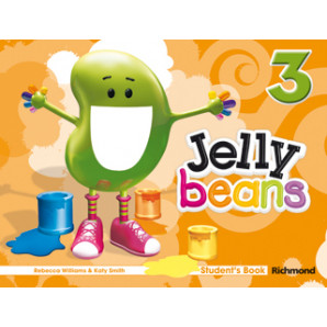 JELLY BEANS 3-EDUCACAO INFANTIL MODERNA