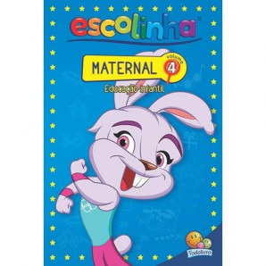 ESCOLINHA TODOLIVRO MATERNAL VOLUME 4