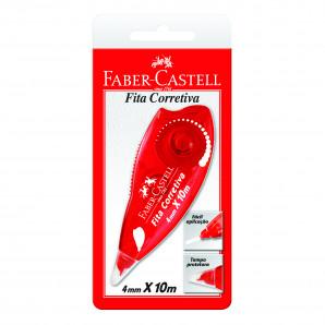 FITA CORRETIVA FABER CASTELL 4MMX10M