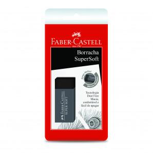 BORRACHA SUPER SOFT FABER CASTELL PEQUENA