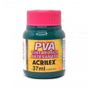 TINTA PLASTICA PVA ACRILEX 37ML 511 VERDE BANDEIRA
