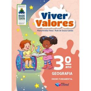 VIVER VALORES GEOGRAFIA 3º ANO